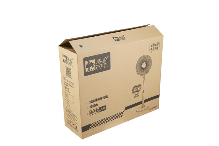 落地电风扇包装箱2